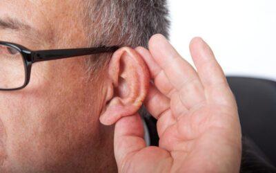 Głuchota starcza – choroba wieku podeszłego