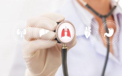 POChP na tle chorób płuc w Polsce