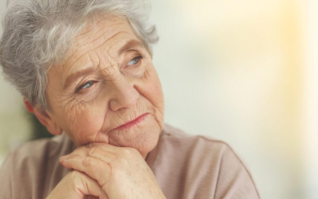 Depresja u osób starszych kryje się pod maskami